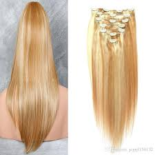 clip in extensions piano color 27 613 100g hair clip in extensions