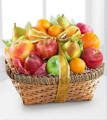 send a fruit basket the goodness fruit basket is a gift of nature s finest treats