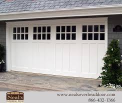 Garage Door Designs Craftsman Style Custom Garage Doors Designs And Installation