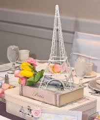 paris theme weddings wedding centerpiece themed paris ask