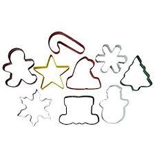 wilton shapes metal cookie cutter set 18