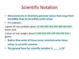 measurement scientific notation precision ppt video online download