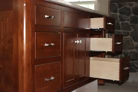 Mission Vanity Custom Built Mission Style Vanity Craftsman Bathroom Vanities And