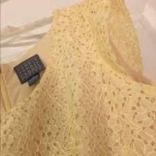 44 off burlington coat factory dresses u0026 skirts a spring yellow