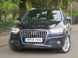 audi q3 19 inch wheels 2014 audi q3 for sale cars for sale uk