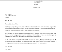 Business Letter Block Format Spacing by Should Cover Letters Be Double Spaced
