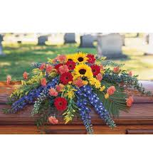 casket spray vibrant summer casket spray tf202 1 188 96