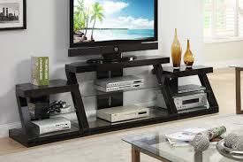 Glass Tv Cabinet Designs For Living Room Brown Glass Tv Stand Steal A Sofa Furniture Outlet Los Angeles Ca
