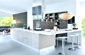 cuisine americaine appartement cuisine americaine moderne modele de cuisine ouverte salon cuisine