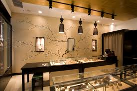 Jewelry Shop Decoration Jewellery Shops False Ceiling Designs Collection With Jeweller