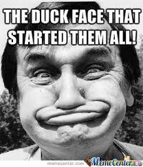 Meme Faces Original Pictures - duck face original by thatguyxlr meme center