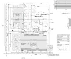 full plans for arnold kirshman u0027s mixed use development at 4525