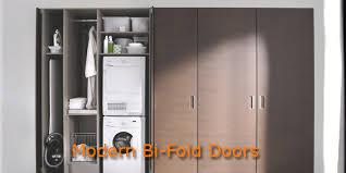 Bi Folding Closet Doors Folding Closet Doors Contemporary Bi Fold Closet Doors