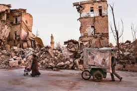 aleppo after the fall the new york times