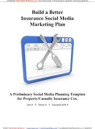 18 social media marketing plan template that will make your life easy
