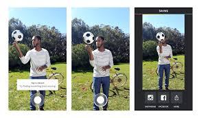 instagram u0027s new standalone app boomerang captures 1 second video
