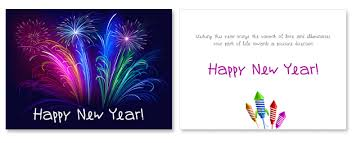 new year post card custom postcards ideas tips uprinting