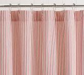 Pottery Barn Waffle Weave Shower Curtain Pottery Barn Shower Curtains Shopstyle