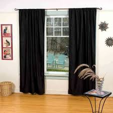 Home Theater Blackout Curtains Caribbean Blue Velvet Curtains Drapes Panels 43 X 84 Inches