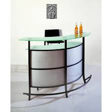 white pub table set curvy white bar table with glass top and black metal buffer base