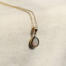 opal pendant necklace australia images Australian opal pendant amarilo jpg