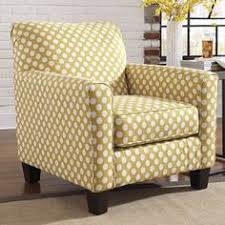 Overstock Armchairs Abbyson Living Chloe Yellow Pattern Club Chair Overstock Com