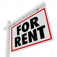 Wohnung Haus Mieten Die Worte Mieten Auf Ein Haus Oder Eine Wohnung Für Miete Oder