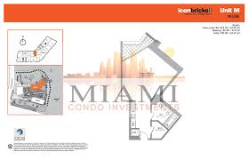 icon brickell floor plans 475 brickell ave 2308 miami fl 33131 icon brickell miami condos