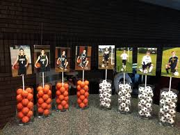 basketball centerpieces basketball banquet decorations football basketball cheer