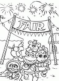 fair coloring pages 36 coloring pages fair