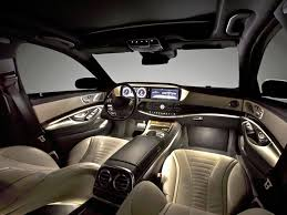 2014 mercedes s class interior the interior of the 2014 mercedes s class is more jet than