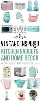 110 best Retro Kitchen Decor images on Pinterest