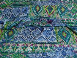 Muster Blau Grün 31 Besten Viskose Bilder Auf Basteln Projekte Und