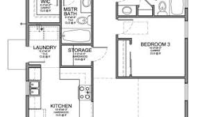 bedroom floor plans for a three bedroom house 25 more 3 bedroom 3d