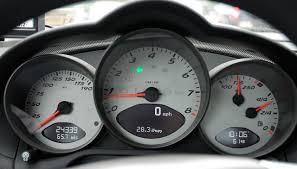 Porsche Boxster Mileage - newbie 2008 boxster s bad gas mileage
