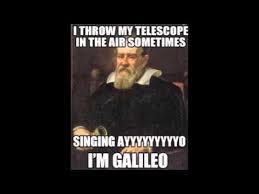 Galileo Meme - physics meme youtube