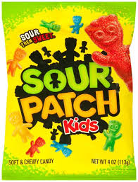 Sour Patch Kid Costume Halloween Sour Patch Kids Candy 4 Oz