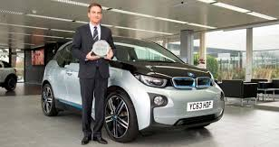 bmw car of the year bmw i3 named uk car of the year 2014