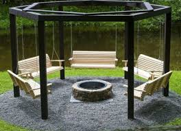 Porch Swing Fire Pit by 44 Best Back Yard Ideas Images On Pinterest Yard Ideas
