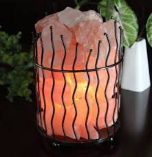 himalayan glow ionic crystal salt basket l 56 best himalayan salt ls warm glow images on pinterest