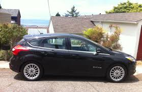 model ford focus the ford focus electric a tesla model s for the middle class