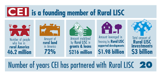 economic development partners rural lisc cei