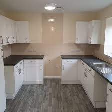 kitchen wall cabinet nottingham families move into new nottingham council homes