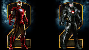 iron man 2 walls