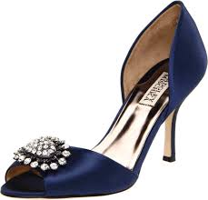 wedding shoes navy blue navy blue wedding shoes with crystals ipunya