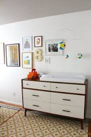 Nursery Dresser With Changing Table Modern Baby Dresser Changing Table Bestdressers 2017
