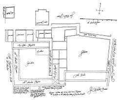 The Masque Of The Red Death Floor Plan by Shakespearean Playhouses By Joseph Quincy Adams