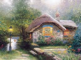 collector s cottage the kinkade company