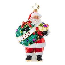 radko santa ornaments christopher radko for sale free shipping