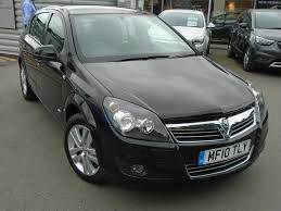 used vauxhall astra sxi 2010 cars for sale motors co uk